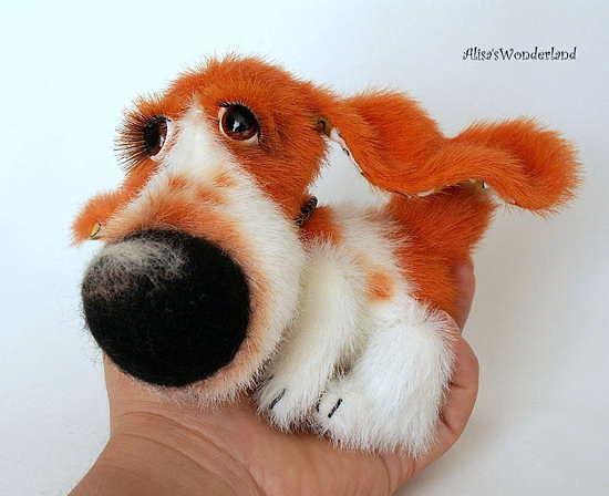 Сшить собачку своими руками фото